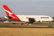 Airbus A380-842 (VH-OQL)