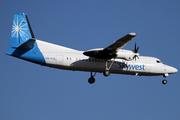 Fokker 50 (VH-FSL)