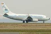 Boeing 737-78J (YR-BGG)