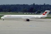 McDonnell Douglas MD-83 (DC-9-83) (HB-IUL)