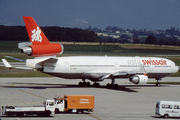 McDonnell Douglas MD-11P (HB-IWN)