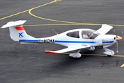 Diamond DA-40D Diamond Star (F-HCMA)