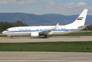 Boeing 737-8EC/BBJ2 (A6-MRM)