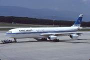 Airbus A340-313 (9K-ANC)