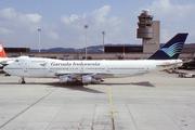 Boeing 747-2U3B SF (PK-GSF)