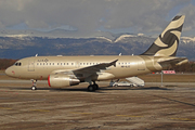 Airbus A318-112CJ Elite (A6-AJC)