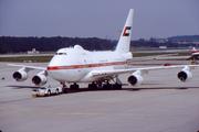 Boeing 747SP-Z5 (A6-ZSN)