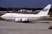 Boeing 747SP-31 (A6-SMM)