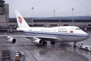 Boeing 747SP-J6 (B-2438)