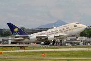 Boeing 747SP-68 (HZ-AIJ)