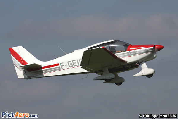 Robin DR400-140B (Stepien S)