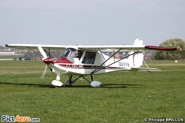 Comco Ikarus C-42 Cyclone (Private/Privé)