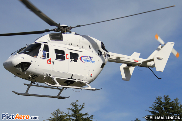 BK 117-850 D2 (Garden City Helicopters)