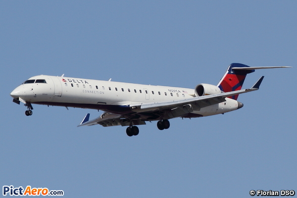 Canadair CL-600-2C10 Regional Jet CRJ-701 (Delta Connection (GoJet Airlines))