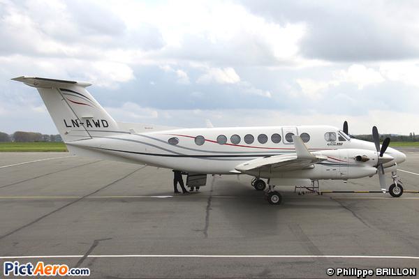 Beech Super King Air 350 (Airwing)