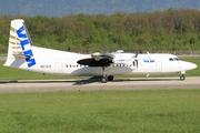 Fokker 50 (OO-VLF)