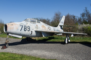 Republic F-84F Thunderstreak (26789)