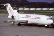 Boeing 727-2H3/Adv (TS-JHR)