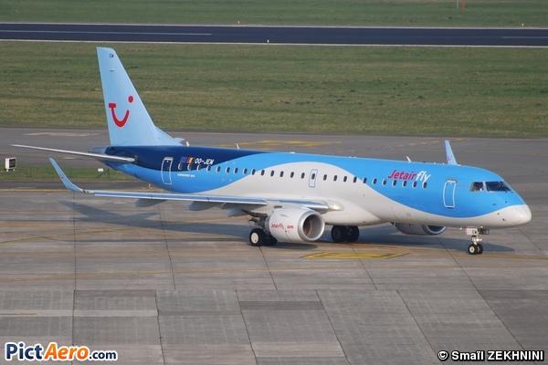 Embraer ERJ-190 STD (Jetairfly)