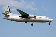 Fokker 50 (OO-VLP)