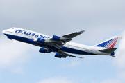Boeing 747-446 (EI-XLF)