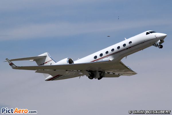 Gulfstream Aerospace G-V SP (Philips 66 Aviation LLC)