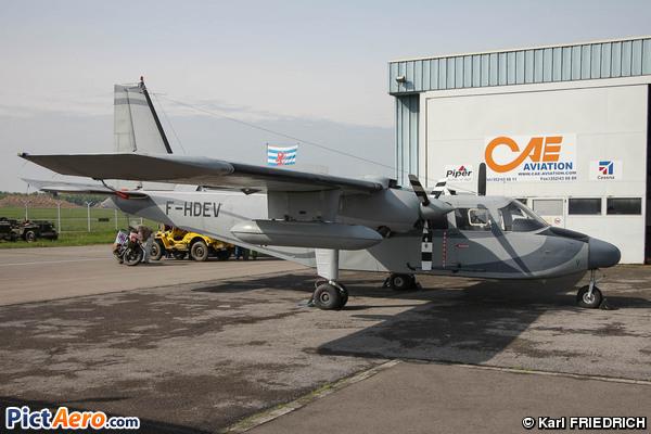 Britten-Norman BN-2T Islander (CAE Aviation)