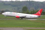 Boeing 737-408 (EC-LAV)
