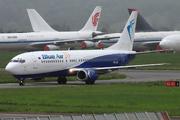 Boeing 737-405 (YR-BAZ)