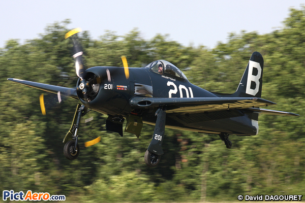 Grumman F8F-2P Bearcat (The Fighter Collection)