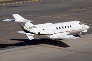 British Aerospace BAe-125-700B