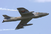 Hawker Hunter T68 (HB-RVR)