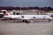 McDonnell Douglas MD-83 (DC-9-83) (HB-INW)