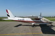 Partenavia P-68B (G-BCDK)