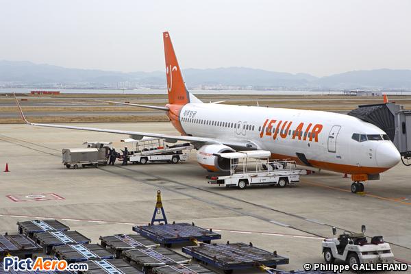Boeing 737-8Q8 (Jeju Air)
