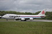 Boeing 747-4R7F/SCD (LX-SCV)