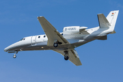 Cessna 560XL Citation XLS+ (D-CUUU)