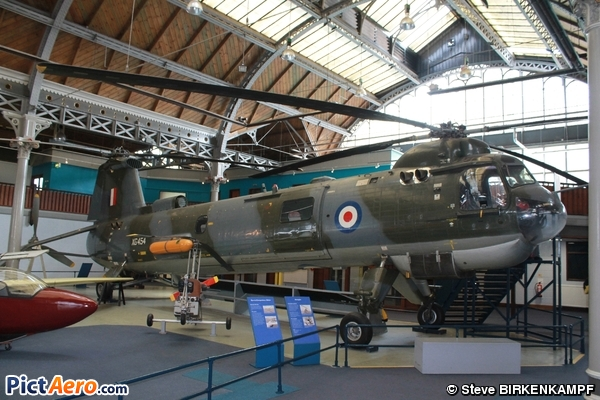 Bristol 192 Belvedere HC1 (Museum of Science and Industry)
