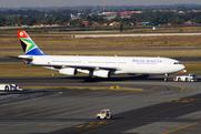 Airbus A340-313 (ZS-SXH)