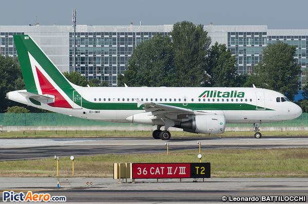 Airbus A319-111 (Alitalia)