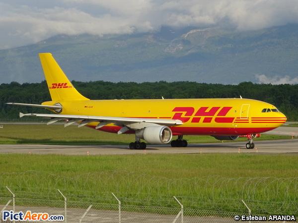 Airbus A300B4-622R(F) (European Air Transport)