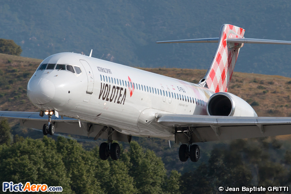 Boeing 717-2BL  (Volotea Airlines)