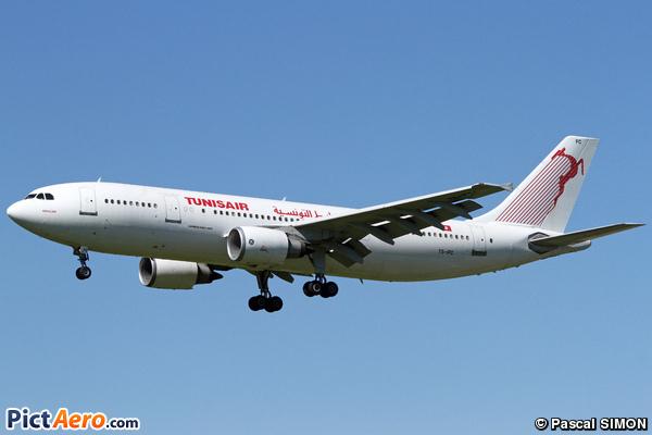 Airbus A300B4-605R (Tunisair)