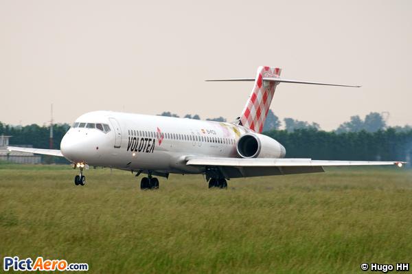 Boeing 717-2BL  (Volotea)