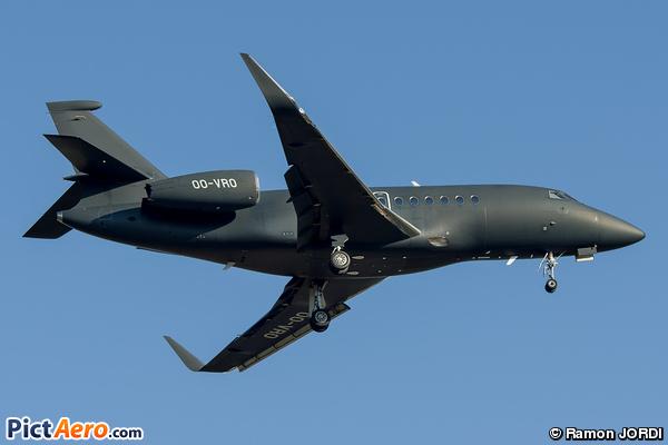 Dassault Falcon 2000LX (Abelag Aviation)
