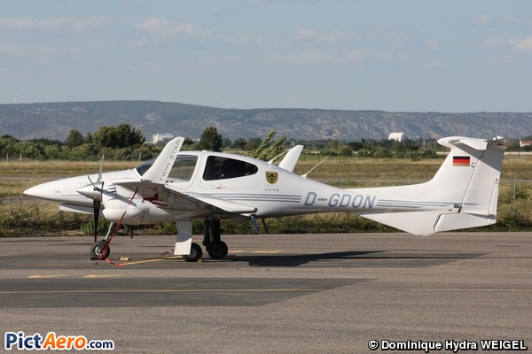 Diamond DA-42 Twin Star (Flugsportgruppe Donauwörth-Genderkingen)