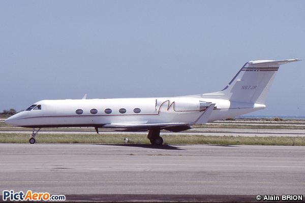 Gulfstream Aerospace G-1159 Gulfstream G-III (John Roth)