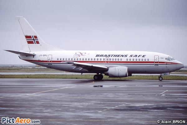 Boeing 737-505 (Braathens)