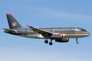 Airbus A319-132 (JY-AYL)