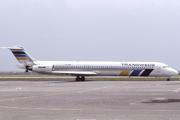 McDonnell Douglas MD-83 (DC-9-83) (SE-DHN)